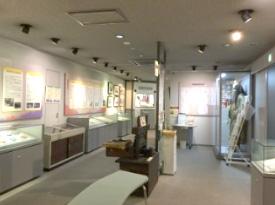 くすりの道修町資料館の全体風景